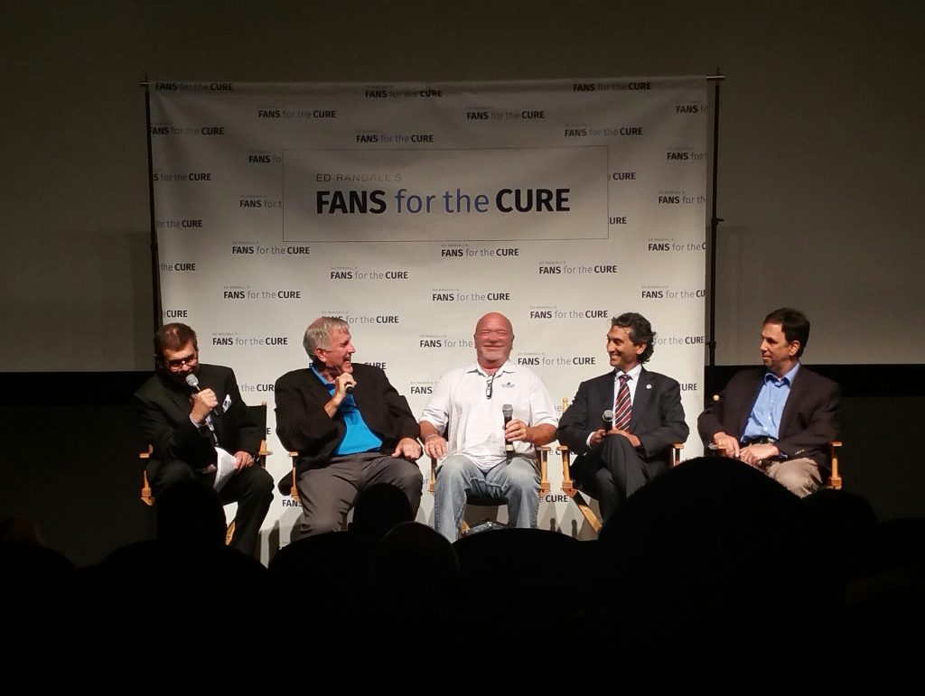 Fans 4 the Cure Town Hall Meeting